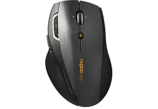 RAPOO 7800P v2 Wireless Laser Mouse 5GHz w/zoom Grey