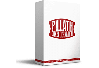 Pillath - Onkel der Nation (Ltd.Fan Box) - (CD)
