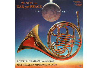 The National Symphonic Winds - Winds Of War And Peace - (Vinyl)