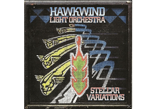 Hawkwind Light Orchestra - Stellar Variations - (CD)