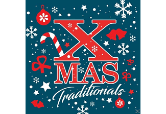 VARIOUS - XMAS Traditionals - (CD)