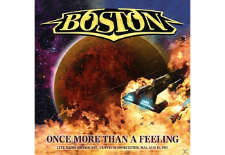Boston - Once More Than A Feeling - (CD)