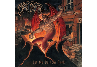 Final Breath - Let Me Be Your Tank - (CD)