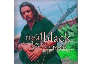 Neal & The Healers Black - Gone Back To Texas - (CD)