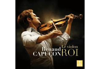 Renaud Capucon - Le Violon Roi - (CD)