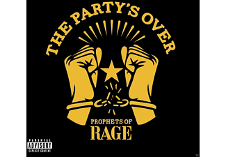 Prophets Of Rage - The Party's Over (Ltd.Red Vinyl) - (Vinyl)