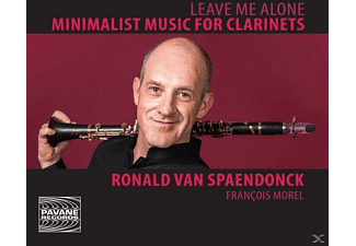 Ronald Van Spaendonck - Leave Me Alone-Minimalist Music For Clarinets - (CD)