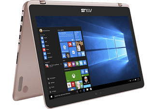 ASUS UX360UA-C4154T, Ultrabook mit 13.3 Zoll Display, Core i5 Prozessor, 8 GB RAM, 256 GB SSD, HD-Grafik 520, Gold