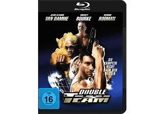 Double Team - (Blu-ray)