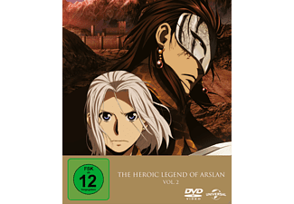 The Heroic Legend of Arslan - Vol. 2 - (DVD)