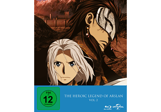 The Heroic Legend of Arslan - Vol. 2 - (Blu-ray)