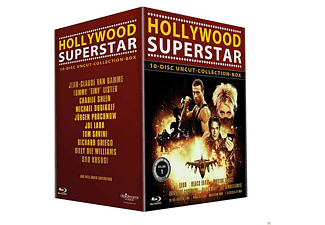 Hollywood Superstar (Uncut Collection) - (Blu-ray)