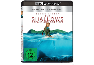 The Shallows - Gefahr aus der Tiefe - (4K Ultra HD Blu-ray)