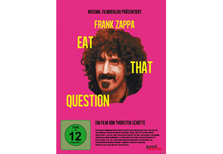 Frank Zappa-Eat That Question - (DVD)