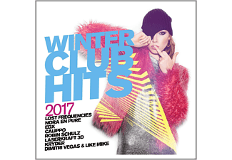VARIOUS - Winter Club Hits Vol.1 - (CD)