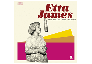 Etta James - The Second Time Around (Vinyl LP (nagylemez))
