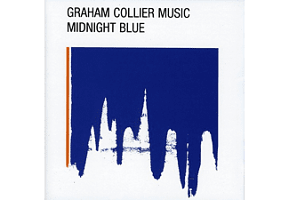 Graham Collier - Midnight Blue (Remastered Edition) (CD)