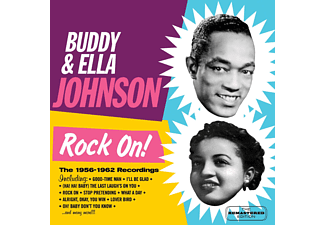 Buddy & Ella Johnson - Rock On! The 1956-62 Recordings (CD)