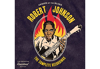 Robert Johnson - Genius of the Blues (Complete Recordings) (CD)