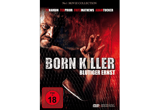 Born Killer - Blutiger Ernst - (DVD)