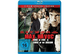 Max Havoc - Ring of Fire - (Blu-ray)