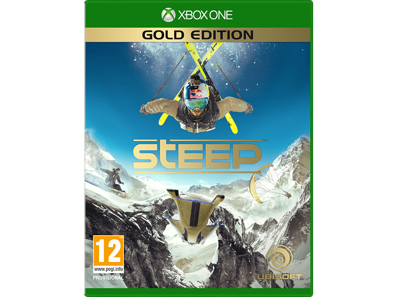 Steep Gold Edition gaming games xbox one games