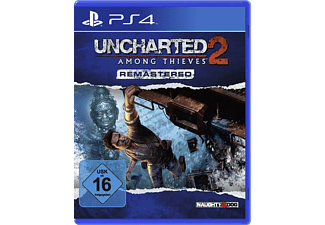 Uncharted 2: Among Thieves Remastered [PlayStation 4]