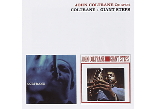 John Coltrane - Coltrane + Giant Steps (CD)