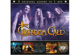 Freedom Call - FREEDOM CALL (5 Original Albums In 1 Box) - (CD)