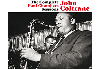 John Coltrane - Complete Paul Chambers Sessions (CD)