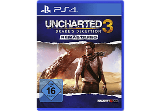Uncharted 3: Drake's Deception Remastered - PlayStation 4