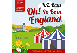 Oh! To be in England -  CD - Hörbuch
