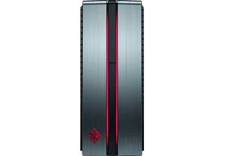 HP OMEN 870-104NG, Gaming-PC mit Core™ i7 Prozessor, 16 GB RAM, 2 TB HDD, 128 GB SSD, GeForce GTX 1060