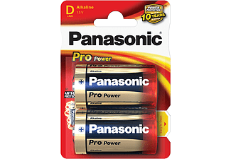 PANASONIC BATTERIES LR20PPG/2BP