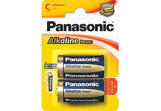 PANASONIC BATTERIES LR14APB/2BP