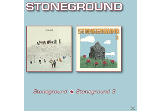 Stoneground - Stoneground/Stoneground 3 - (CD)