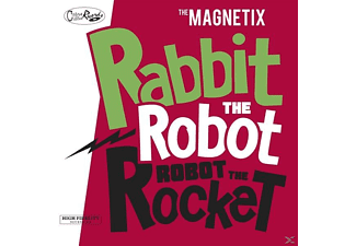 The (russia) Magnetix - Rabbit The Robot-Robot The Rocket - (Vinyl)