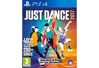 UBISOFT Just Dance 2017 Playstation 4