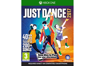 ARAL Just Dance 2017 Xbox One
