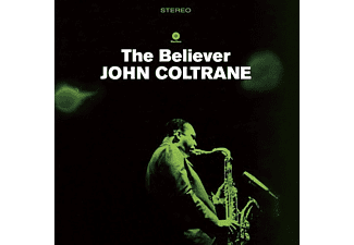 John Coltrane - Believer (High Quality Edition) (Vinyl LP (nagylemez))