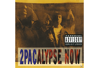2Pac - 2pacalypse Now (2 LP) - (Vinyl)