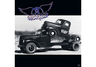 Aerosmith - Pump (LP) - (Vinyl)