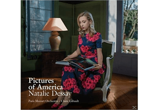 Natalie Dessay - Pictures of America - (CD)