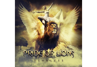 Pride Of Lions - Fearless - (CD)