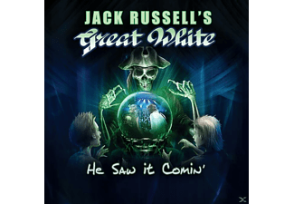 Jack Russell's Great White - He Saw It Coming - (CD)