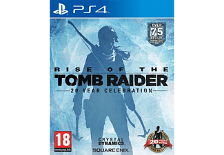 ARAL Rise Of The Tomb Raider 20 Year ArtBook Edition PlayStation 4 Oyun