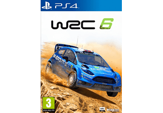 ARAL WRC 6 PlayStation 4 Oyun