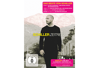 Schiller, VARIOUS - Zeitreise – Das Beste von Schiller (Limited Super) - (CD + DVD Video)