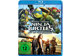 Teenage Mutant Ninja Turtles - out of the Shadows - (Blu-ray)