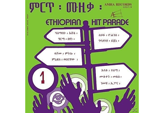 VARIOUS - Ethiopian Hit Parade Vol.1 (180 Gr.Vinyl) - (Vinyl)
